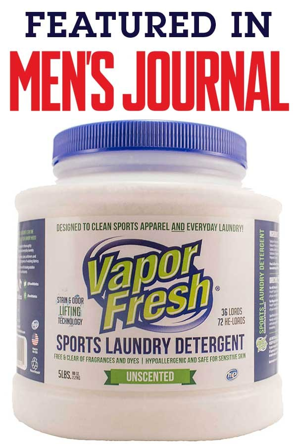 Vapor Fresh Called a Miracle Soap Featured In Mens Journal